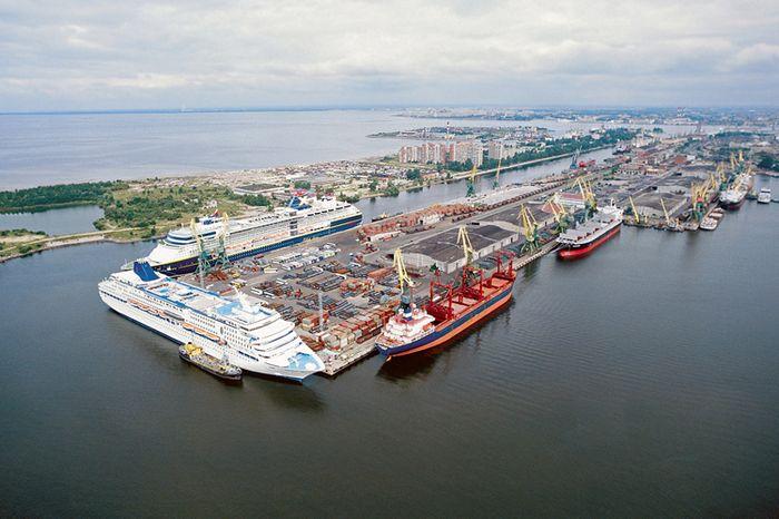 Стоимость хранения в порту санкт-петербурга